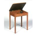 Click here for more Wooden Lift Lid Desk by Georgia Chair by Worthington