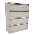 Zapf Lateral File Cabinets by Marvel