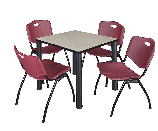 kee-base-cafe-table-and-four-m-stacker-4700-chairs-by-regency