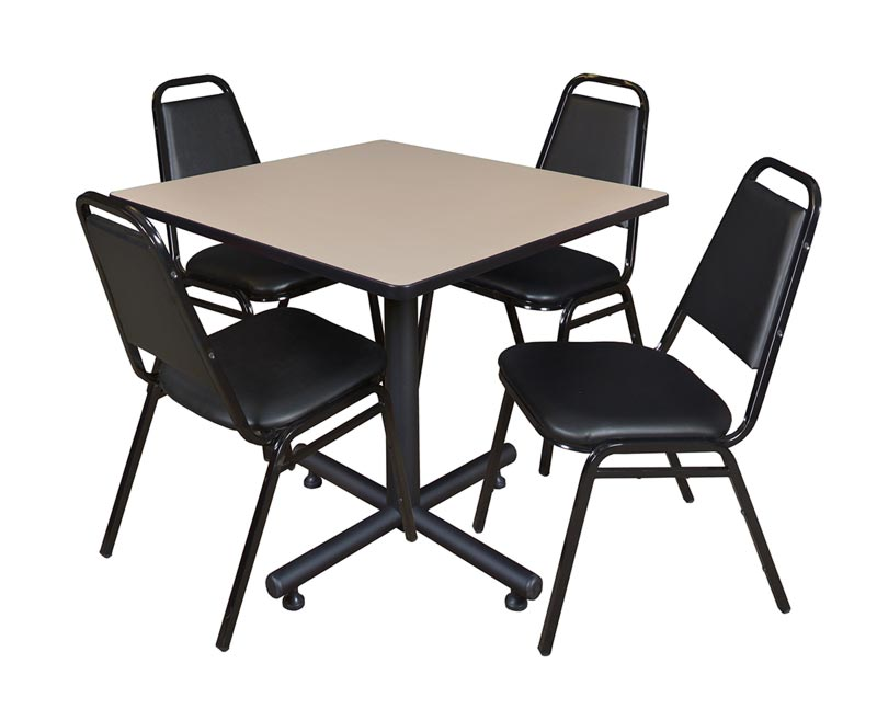 tbr36k29bk-package-deal-cafe-table-and-4-vinyl-stacker-chairs