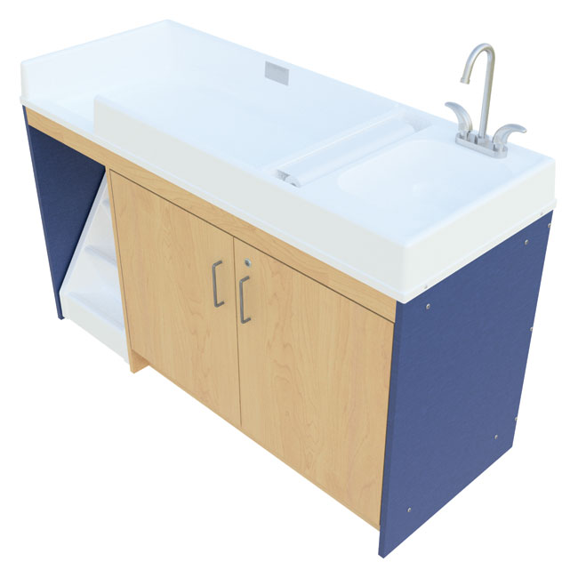 8543a-premium-walk-up-changing-table-w-sink-right-hand