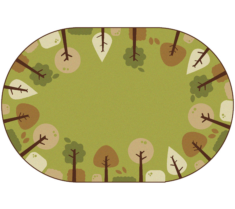 33768-tranquil-trees-kidsoft-rug-8x12-oval-green
