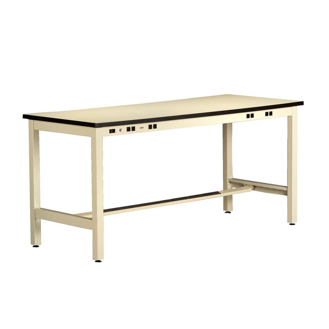 makerspace-workstation-with-power-rail-by-tennsco