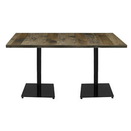 t3072-2b5217sq-29-urban-loft-square-steel-base-cafe-table-30x72-rectangle-x-29-high