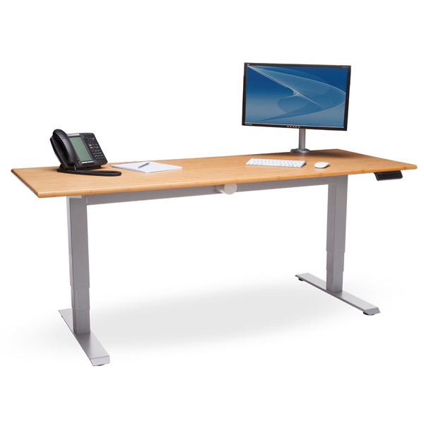 ofm hat 3072 pln motorized height adjustable stand up desk