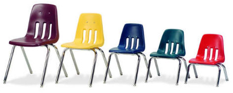 Virco 9000 Series School Chair