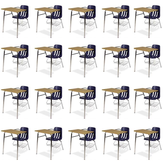 set-of-20-navy-combo-chair-desks-quick-ship