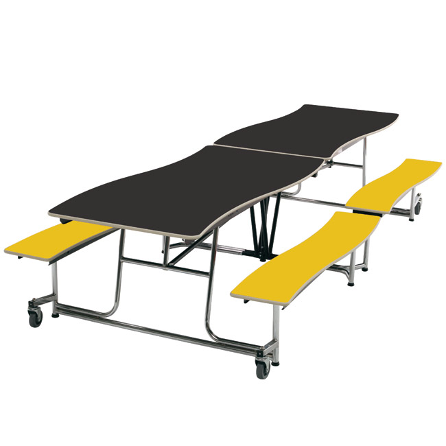 mbwt12-wave-top-mobile-bench-cafeteria-table-12-l