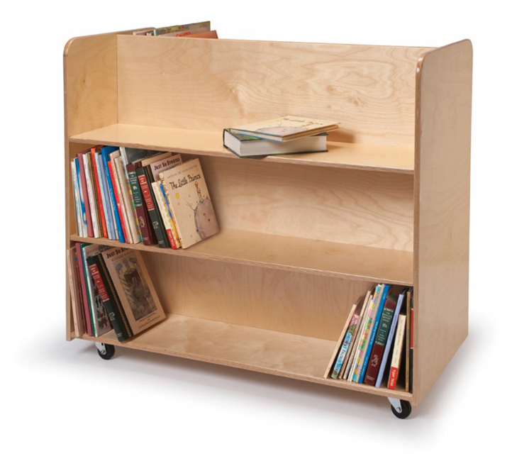 wb1037-two-sided-book-truck