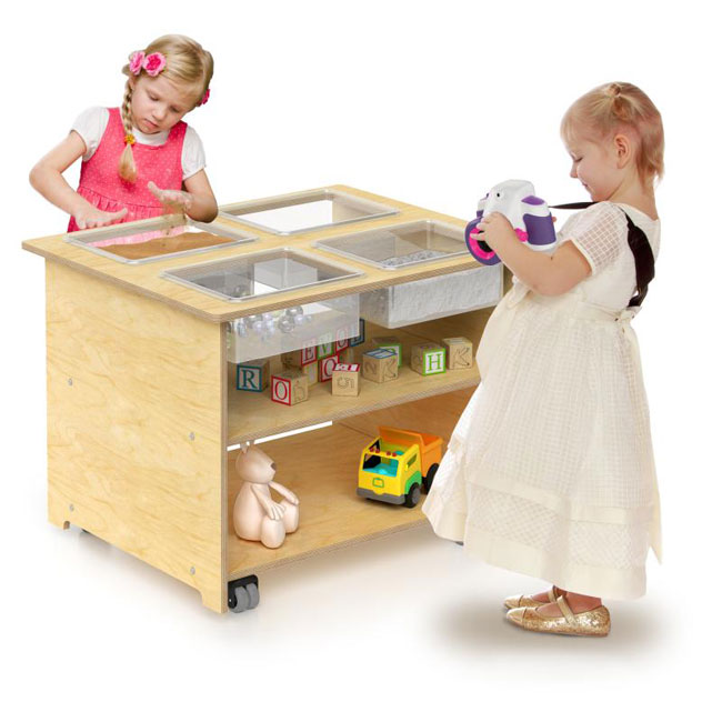 wb1775-mobile-sensory-table-with-trays-and-lids