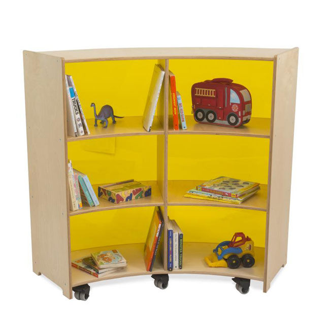 wb1824-curve-out-cabinet-with-yellow-acrylic-back