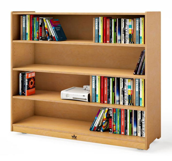 """42 Inch Kitchen Cabinets: Whitney Brothers Shelf Cabinet (42"""" H) - Wb1850"""