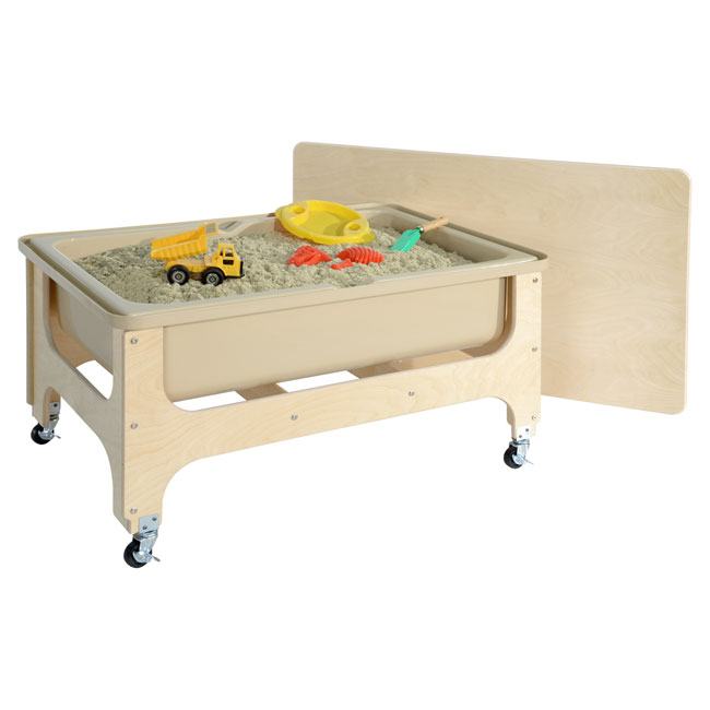 Deluxe Sand Water Table Standard Size W Lid